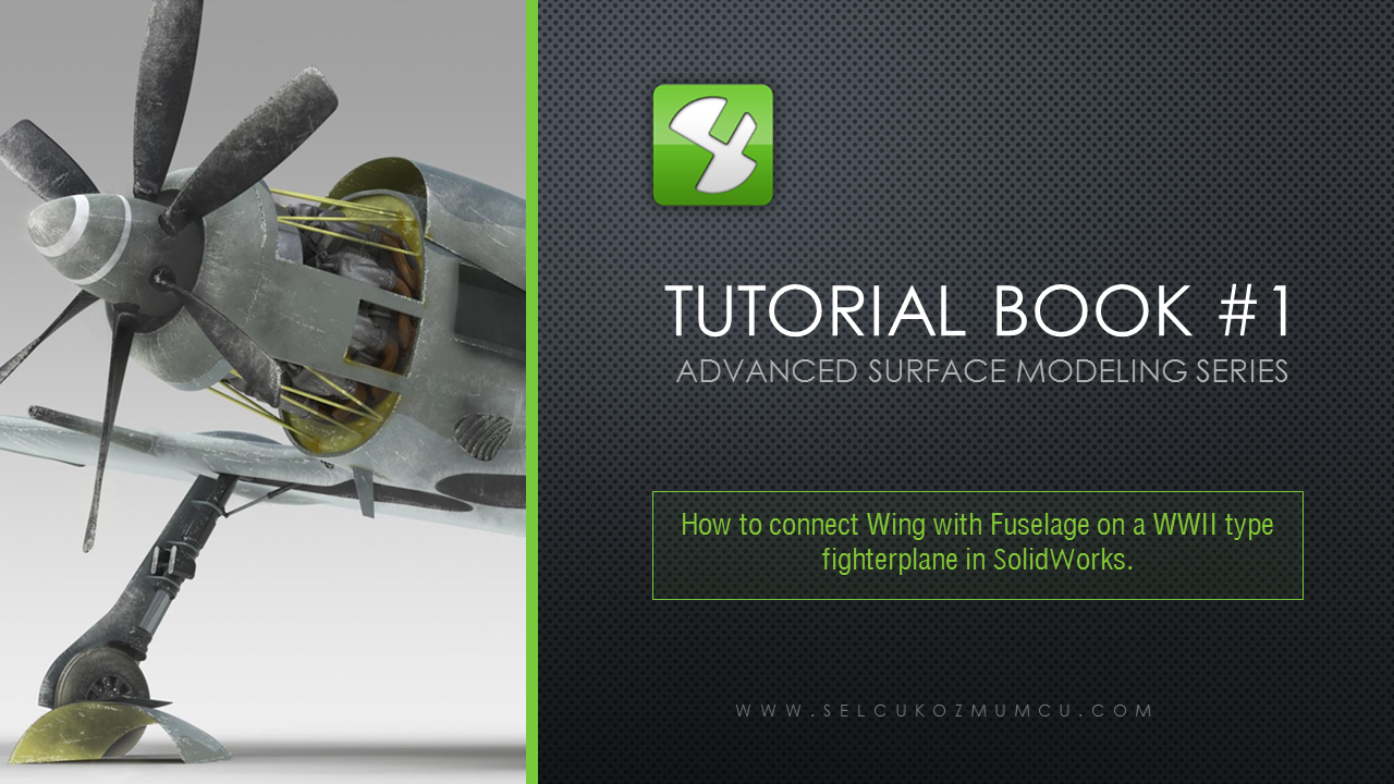 Selcuk Ozmumcu Advanced Surface Modeling Tutorials With Zw3d By